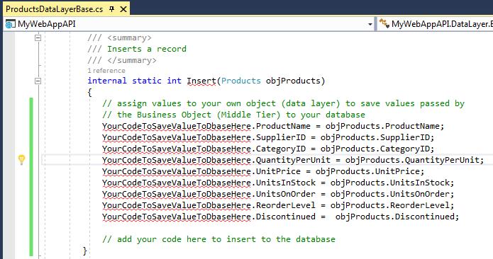 Free ASP NET Core Code Generator and Tutorial