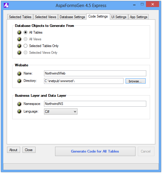 visual web developer 2010 express tutorial pdf